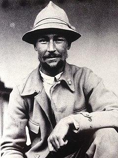 Peter Aufschnaiter Austrian mountain climber and scientist (1899-1973)