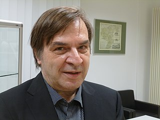 Peter Longerich German academic