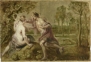 Vertumnus and Pomona