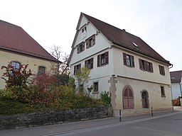 Heimerdinger Straße in Ditzingen
