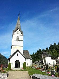 Pfarrkirche Heiliger Ulrich, Zell-Pfarre 20120828 171309.jpg