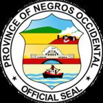 Offizielles Siegel der Provinz Negros Occidental
