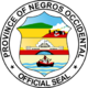 Official seal of Negros Occidental