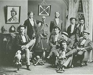 Phi Kappa Sigma - The Phi Kappa Sigma chapter at Washington & Jefferson College in 1872