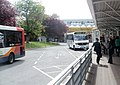 Phil Anslow bus, Cwmbran bus station - geograph.org.uk - 2495316.jpg