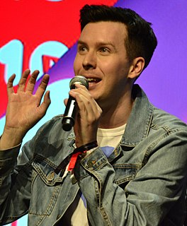 Phil Lester English YouTuber and presenter (born 1987)