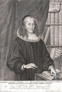 Philipp Jacob Spener
