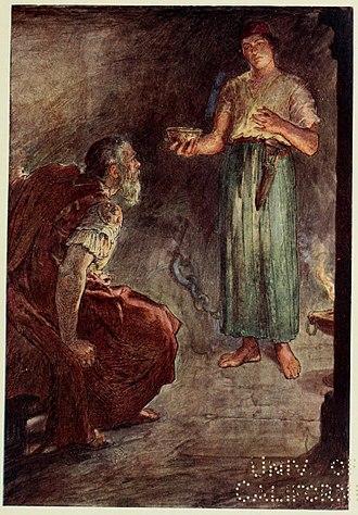 Philopoemen - Philopoemen in prison