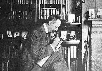 C. J. Cutcliffe Hyne - Cutcliffe Hyne, no later than 1902