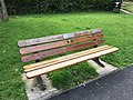 Photograph of a bench (OpenBenches 666).jpg
