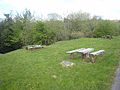 Picnic site overlooking St Hugh's Well - geograph.org.uk - 1112199.jpg