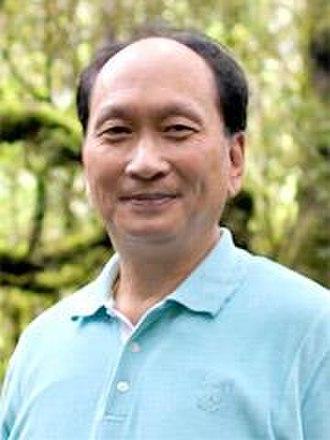 Wu Tze-cheng - Picture of Wu Ze-cheng (sometimes Wu Tze-cheng or Wu Tse-cheng) from the website of the Yilan County Government.