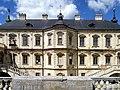 Pidhirtsi Brodivskyi Lvivska-Palace-central view-fragment.jpg