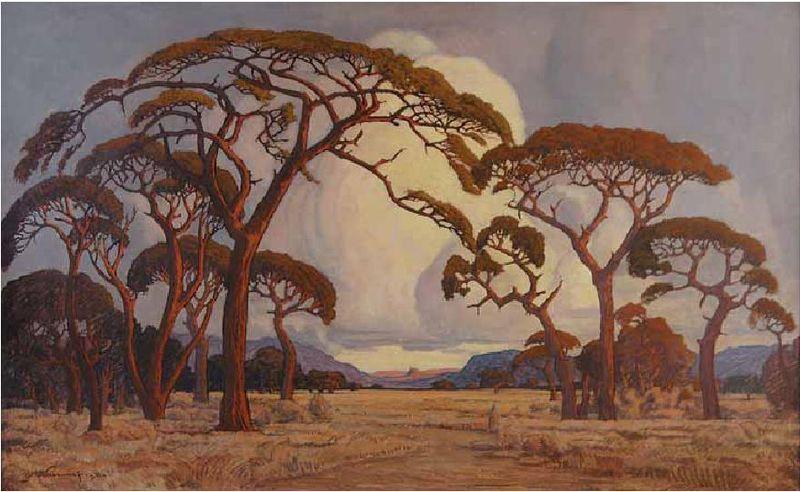 Pierneef Paintings For Sale