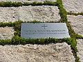 Pierre tombale de Patrick Bouvier Kennedy.jpg