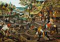 Pieter Brueghel (II) - The four seasons, spring (Bukarest).jpg