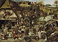 Pieter Brueghel II - The Netherlandish Proverbs 2018 CKS 15496 0007.jpg