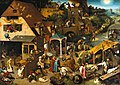 Pieter Bruegel the Elder - The Dutch Proverbs - Google Art Project.jpg