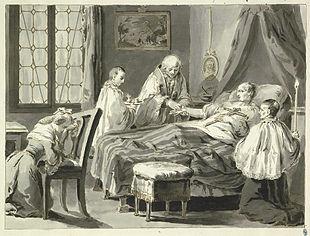 Unzione degli infermi