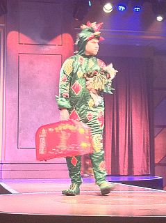 Piff the Magic Dragon British magician and comedian