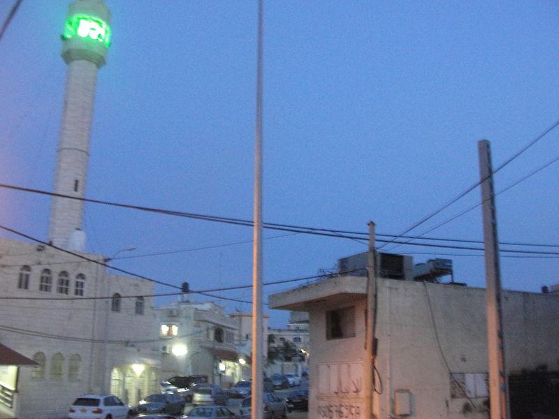 מסגד אלהודה