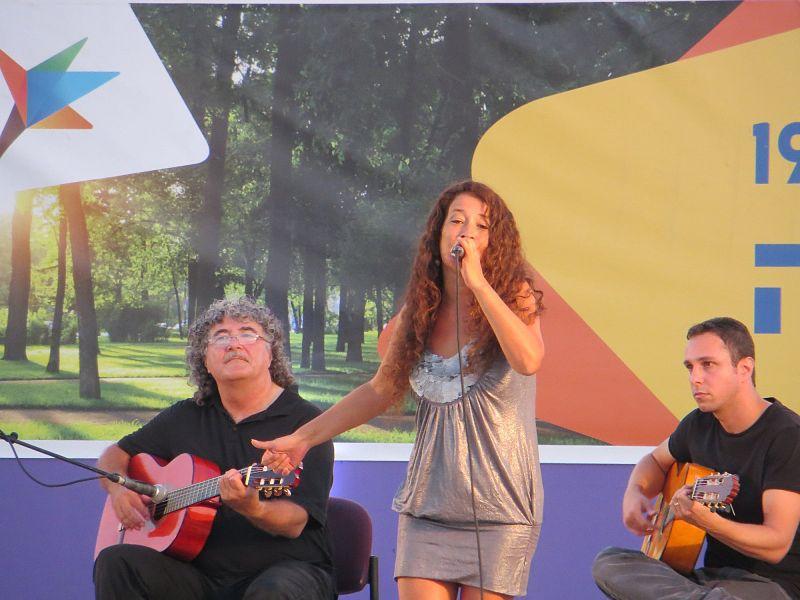 להט ספרדי בפארק הרצליה