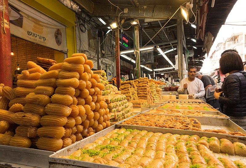 שוק הכרמל,תל אביב