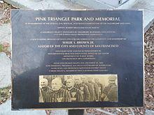 Pink Triangle Park Wikipedia