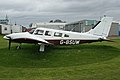 Piper PA34-200T G-BSUW (7085399267).jpg