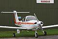 Piper PA38 G-RVRU (5464772819).jpg