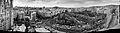 Placa de Gaudi panorama.jpg
