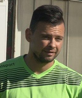 Plamen Dimov Bulgarian football defender
