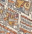 Plan de Paris vers 1550 eglise des Blancs-Manteaux.jpg