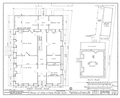 Plan of the First Floor of the Felix Vallee House in Ste Genevieve MO.png