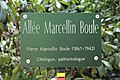 Plaque allée Boule Jardin Plantes Paris 1.jpg