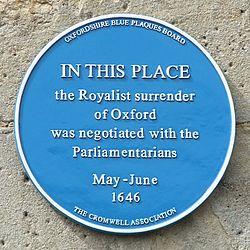 Photo of Blue plaque № 12779