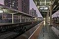 Platform 11 of Nanchang Railway Station (20190619191147).jpg