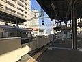 Platform of Meinohama Station 9.jpg