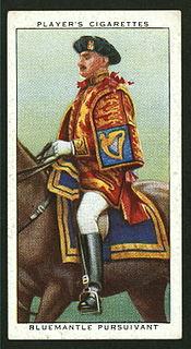 Richard Graham-Vivian British officer of arms