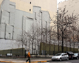 1992 attack on Israeli embassy in Buenos Aires - Image: Plaza de la Memoria ID 198
