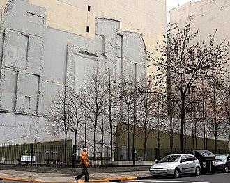 1992 attack on Israeli embassy in Buenos Aires - Image: Plaza de la Memoria ID 198