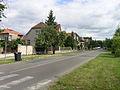 Poděbrady, Koutecká Čtvrť, Koutecká street.jpg