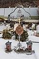 Poertschach Ortsfriedhof Familiengrab Rinesch 31012017 6252.jpg