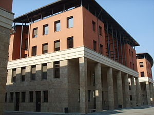 Novoli, Florence - Faculty of Social Sciences in Novoli, University of Florence