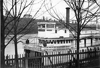<i>Pomona</i> (sternwheeler) steamboat