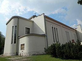 Our Lady of Sorrows Church, Poprad