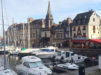 Honfleur - Port d'Honfleur