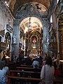 Porto, Igreja do Carmo, interior.jpg