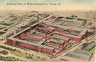 Willys American car and truck manufacturing company