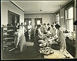 Poultry and Egg Dining Service held during the 1919 Farmers Week by the poultry - (3855426891).jpg